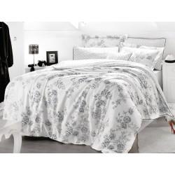 Постельное белье Issimo Home сатин - Rose Art евро