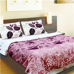 Комплект постельного белья ТЕП - Мокко 920 бязь евро
