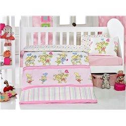 Детское постельное белье для младенцев Eponj Home - Pitircik Pembe