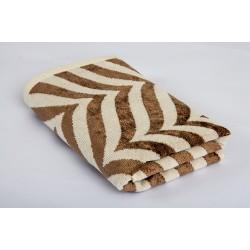 50d57385ce65 Махровое полотенце ТАС VETRINA 70*140 кофе