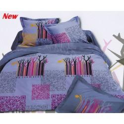 Комплект постельного белья Идеал Ибица евро (наволочки 50*70см.)