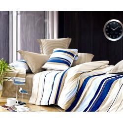 Комплект постельного белья Идеал Владлен евро (наволочки 70*70см.)