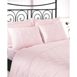 Постельное белье Issimo Home Special - Eleonora pink евро