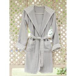 Детский халат Pavia - Bran Grey