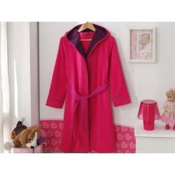 Детский халат Pavia - Julie фуксия