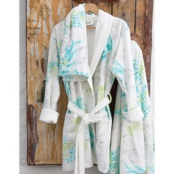 Набор халат с полотенцем Karaca Home - Casimiro 2017-1