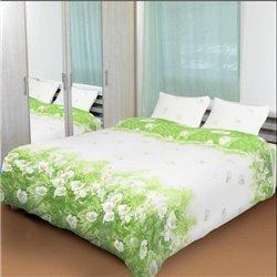 Комплект постельного белья ТЕП - Калла 868 бязь евро