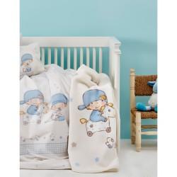 Постельное белье для младенцев Karaca Home - Baby Boys 2017-1 ранфорс