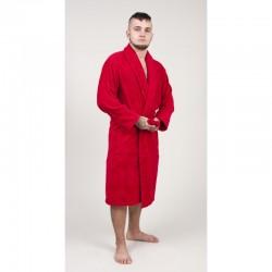 92fbcbaddbf38 Домашняя одежда Tac - Халат махра бамбук Maison 3D kirmizi S/M