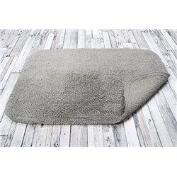 Коврик Irya - Basic grey серый 50*80
