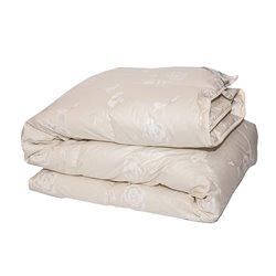 Одеяло пуховое Экопух - 200*220 пух 100% кассетное