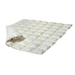 Одеяло пуховое Экопух - 140*205 пух 50% перо 50% стеганное