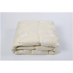 Одеяло пуховое Экопух - 155*215 пух 50% перо 50% стеганное