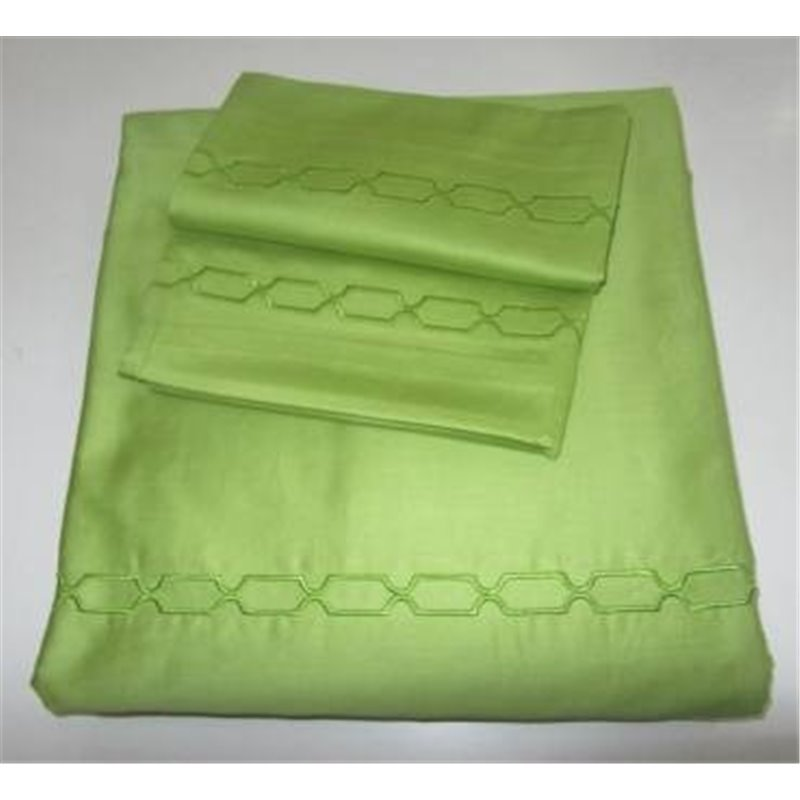 1368cc3f8cbe Постельное белье Tac Hotel Life - Sio Dantelli V-5 yesil зеленый