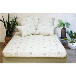 Одеяло Вилюта хлопковое стеганное 200*220 евро