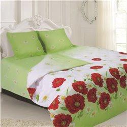Комплект постельного белья ТЕП - Алина бязь евро
